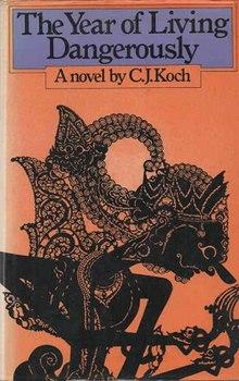 The Year of Living Dangerously (novel) - Wikipedia