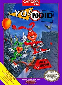Image result for noid video game