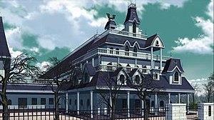 Rosario + Vampire - Image: Yokai Academy