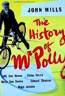 <i>The History of Mr. Polly</i> (film) 1949 British drama film