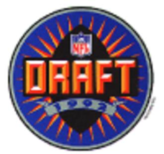 1992 NFL Draft - Image: 1992nfldraft