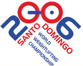 2006 World Weightlifting Championships logo.png
