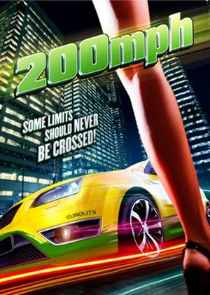 200 mph - Image: 200mphdvd