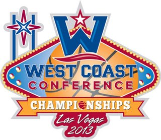 2013 West Coast Conference Mens Basketball Tournament