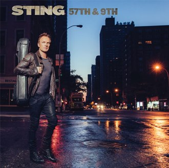 57th & 9th - Image: 57th&9th Album Cover