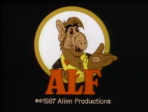 ALF: The Animated Series - Image: ALF Animated Series
