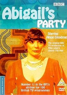 <i>Abigails Party</i>