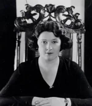 Alice Head - 1924 editor of Good Housekeeping