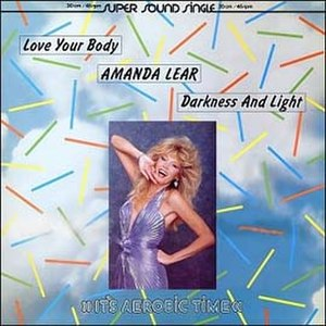 Love Your Body - Image: Amanda Lear Love Your Body (12 Inch)