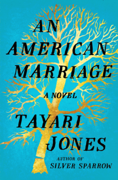 Picture of a book: An American Marriage