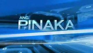 <i>Ang Pinaka</i> Philippine television show