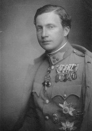 Archduke Joseph Francis of Austria