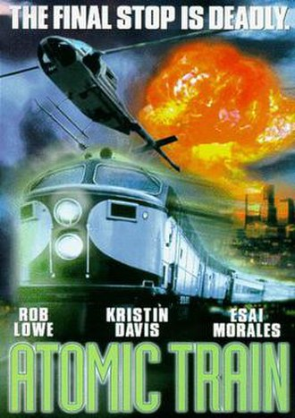 Atomic Train - Theatrical release poster