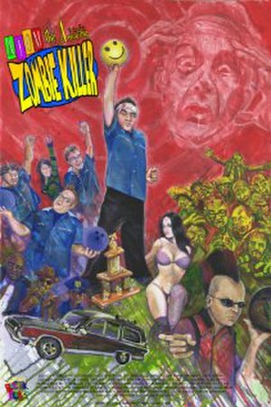 Atom the Amazing Zombie Killer - Image: Atomthe Amazing Zombie Killer
