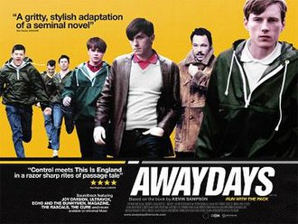 Awaydays - Theatrical release poster