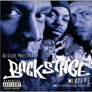 Backstage: A Hard Knock Life - Image: Backstage OST