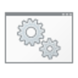 Batch file - Image: Batch file icon