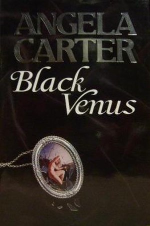 Black Venus (short story collection) - Hardback edition cover