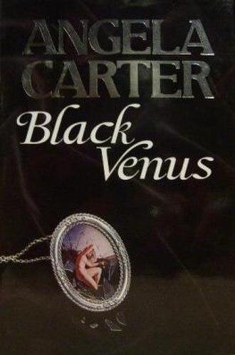 Black Venus (short story collection) - Hardback edition cover