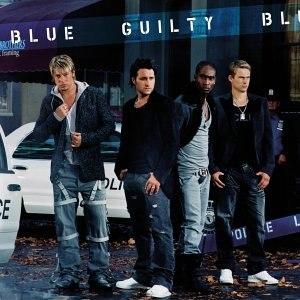 Guilty (Blue album) - Image: Blue Guilty album cover