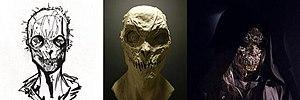 Boogeyman 2 - Image: Boogeyman 2 Boogie Mask