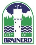 Official seal of Brainerd, Minnesota