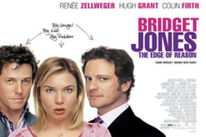 Bridget Jones: The Edge of Reason (film) - British theatrical release poster