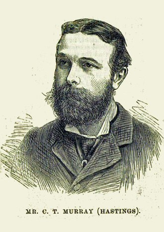 Charles James Murray - Murray in 1880