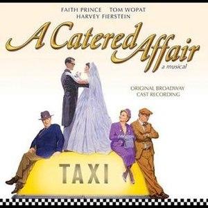 A Catered Affair - Cover of Original Broadway Cast Recording