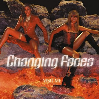 Visit Me - Image: Changing Faces Visit Me (album cover)