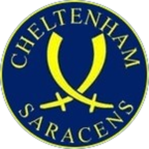 Cheltenham Saracens F.C. - Image: Cheltenham Saracens logo