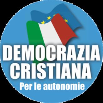 Christian Democracy for the Autonomies - Image: Christian Democracy for the Authonomies
