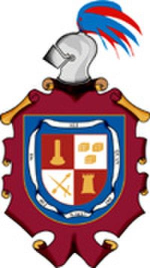Salamanca F.C. - Image: Coat of arms Ciudad de Salamanca
