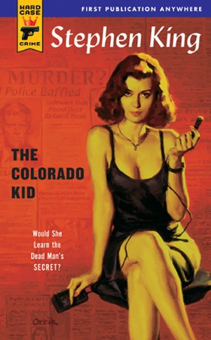 The Colorado Kid - First edition cover
