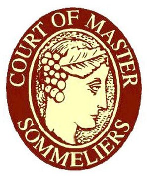 Court of Master Sommeliers - Image: Court of Master Sommeliers Logo