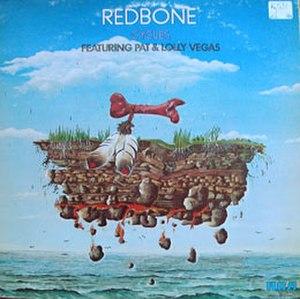 Cycles (Redbone album) - Image: Cycles (Redbone album) cover