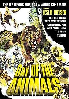 <i>Day of the Animals</i> 1977 film by William Girdler