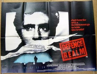 <i>Defence of the Realm</i> 1985 film