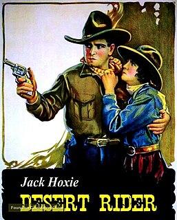 <i>Desert Rider</i> 1923 silent film