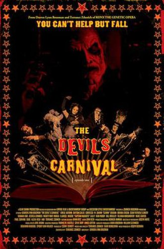 The Devil's Carnival - Theatrical poster