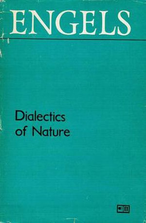 Dialectics of Nature - Image: Dialectics of Nature