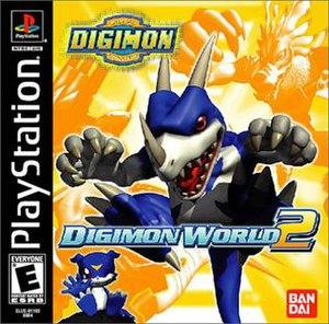 Digimon World 2 - Image: Digimonworld 2