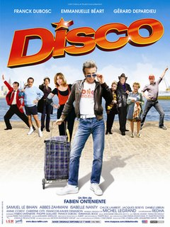 <i>Disco</i> (2008 film) 2008 French film directed by Fabien Onteniente