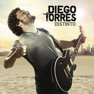 Distinto - Image: Distinto, Diego Torres