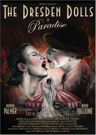 Live: In Paradise - Image: Dresden Dolls Live In Paradise