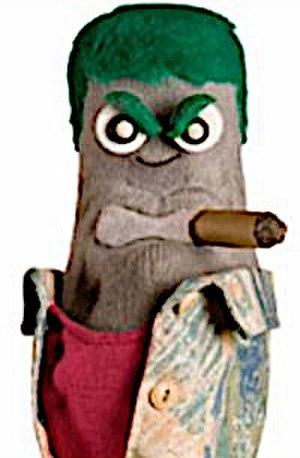 Ed the Sock - Ed the Sock