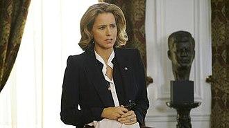 Elizabeth McCord (character) - Téa Leoni portrays Elizabeth McCord