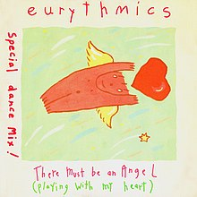 Eurythmics — There Must Be an Angel (Playing with My Heart) (studio acapella)