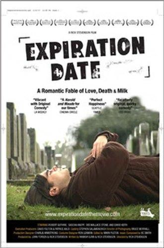 Expiration Date (film) - DVD cover