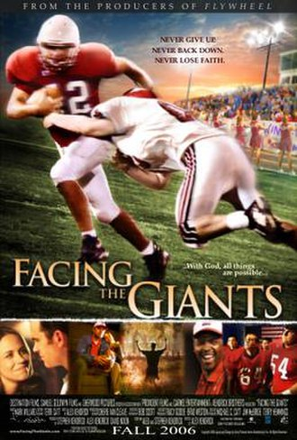 Facing the Giants - Image: Facing the giants
